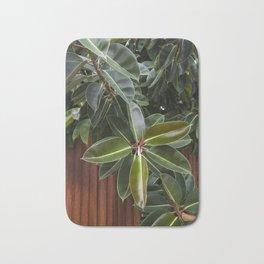Rubber Tree Bath Mat