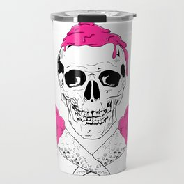 Ice Cream is For Punk Rockers Travel Mug
