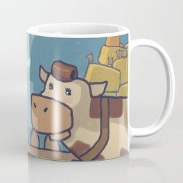 Pastoral squareness Coffee Mug