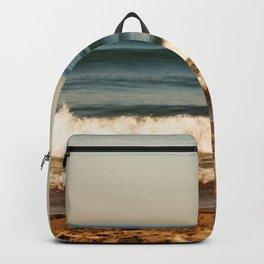 Beach photograph. Layer Cake Backpack