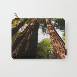 Redwood Tree Tops Carry-All Pouch