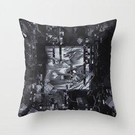 QSTN/QSTN Throw Pillow