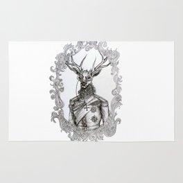 Oh Deer Lord Rug