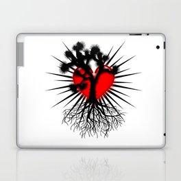 Joshua Tree Heart of the Hi Desert by CEYES Laptop & iPad Skin