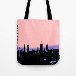 London Skylne Tote Bag