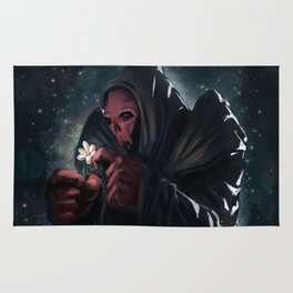 The Death - La Muerte Rug