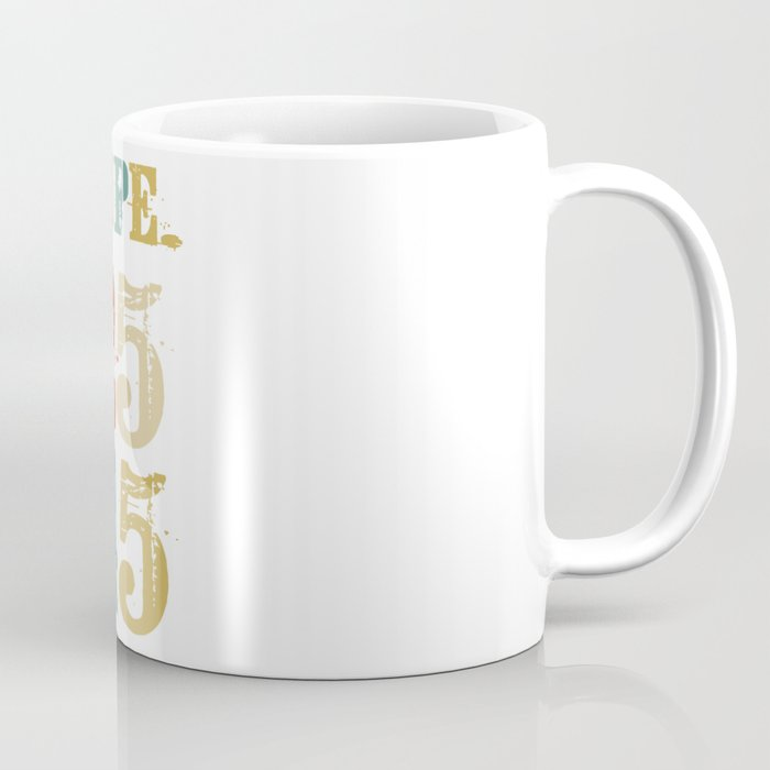 Support 25th Amendment Funny Anti Trump Vintage Retro Gift Coffee Mug