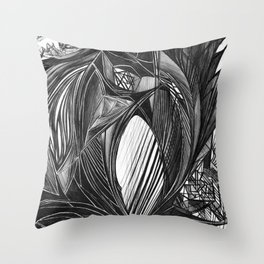 Can You See This? Throw Pillow