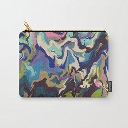 Techno Wave Carry-All Pouch
