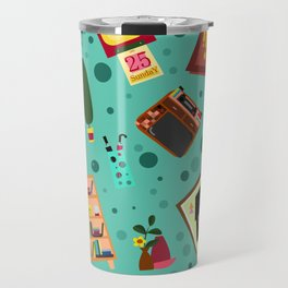 Living Retro Travel Mug