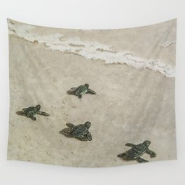 The Journey Begins by Teresa Thompson Wall Tapestry