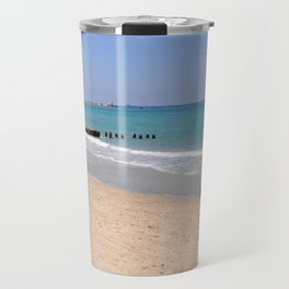 Alma Beach, Tel-Aviv Travel Mug