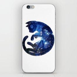 Star Cat iPhone Skin
