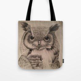 Zara-Owl Tote Bag