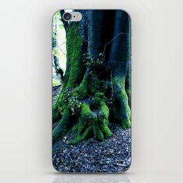 Cloven Foot Tree At Devil's Chapel iPhone Skin