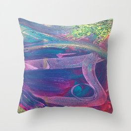 ROYAL Posessions Throw Pillow