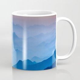 Mountains 11 Kaffeebecher