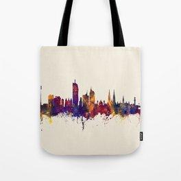 Vienna Austria Skyline Tote Bag