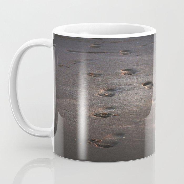 Burn In the Sand Coffee Mug