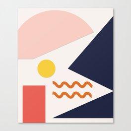 Nouille Canvas Print