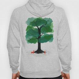 Man & Nature - The Tree of Life Hoody