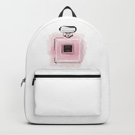 Pink perfume #3 Backpack