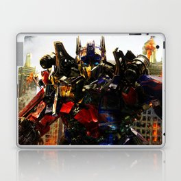 leader robot Laptop & iPad Skin
