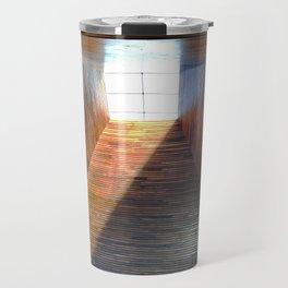 474 - Abstract Design Travel Mug