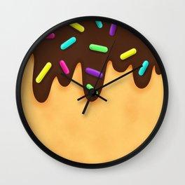 Chocolate Cakes Wall Clock