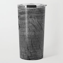 Ancient Tree Rings Travel Mug