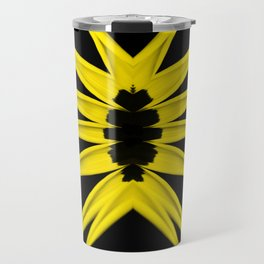 Love trap of Nature (Yellow) Travel Mug