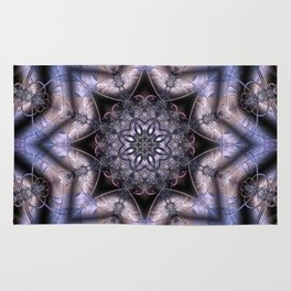Luxurious Fractal Rug