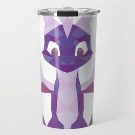Spyro the dragon Lowpoly Travel Mug