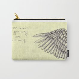 Right Wing Left Wing Carry-All Pouch