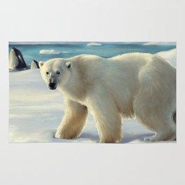 Polar bear Rug