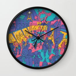 New Tomorrowland Wall Clock