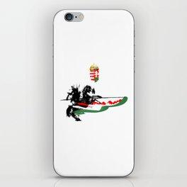 Hungarian Hussar iPhone Skin