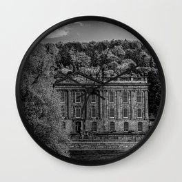 Chatsworth country house Wall Clock