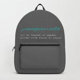 Peregrinate Backpack