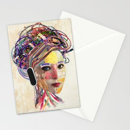 Desconectada Stationery Cards