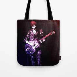 U2 / The Edge Tote Bag