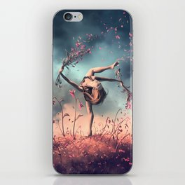 VIRGO from the Dancing Zodiac iPhone Skin