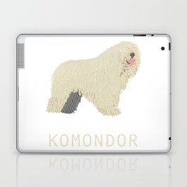 Komondor Laptop & iPad Skin