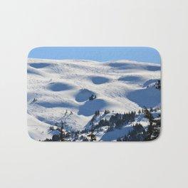 Back-Country Skiing - II Bath Mat