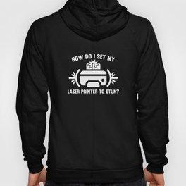 Laser Printer Hoody