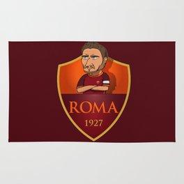 TOTTI ROMA Rug