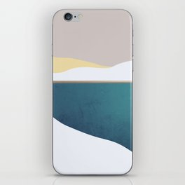 Abstract 32 iPhone Skin