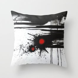 Influence Throw Pillow
