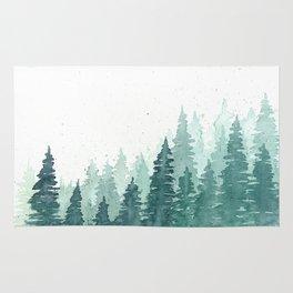 Evergreens Rug
