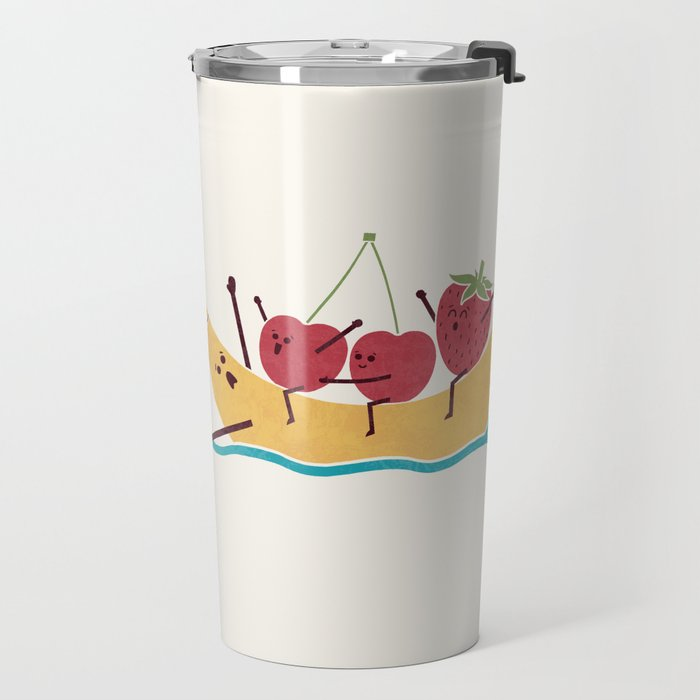Summer Fun Travel Mug
